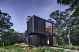 集装箱住宅 | 模块化建筑的人情味设计