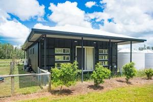 集装箱搭建的单层住宅高端效果!