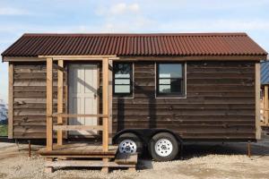 微型住宅与集中空间