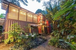 Villa Amor –丛林中的时尚别致集装箱之家