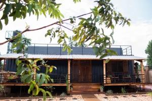 乌干达集装箱房屋