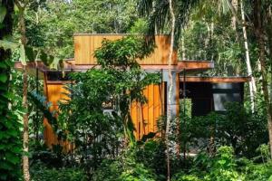 可持续的集装箱样板房,未来绿色建筑的平台